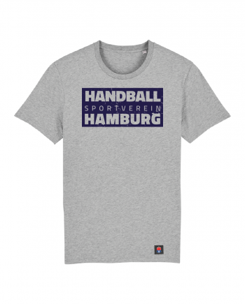 "T-Shirt ""Handball Sport Verein Hamburg"" Kids in hellgrau"