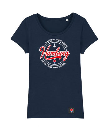 "T-Shirt ""Mein Verein"" Damen in navy"