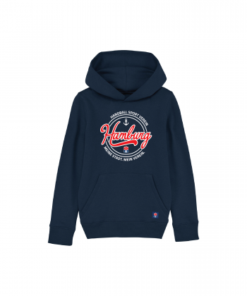 Handball Sport Verein Hamburg - Hamburg -Kids Hoodie - french navy